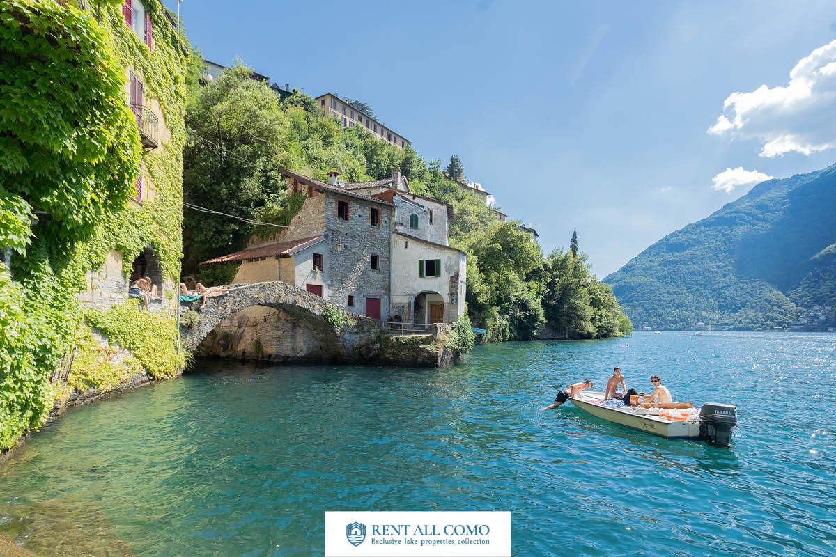rent-all-como_apartment-La Civera - Nesso Lake View